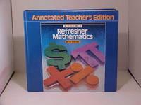 image of Refresher Mathematics