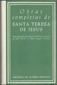 Obras completas edicion manual, segunda edicion, cuidadosamente revisada - Efren de la Madre de...