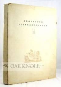 Köln: Poengsen & Heyer, 1957. clamshell box. Paper Specimens. folio. clamshell box. 22 samples. 22 ...
