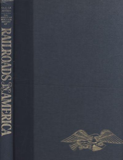 New York: American Heritage Publishing, 1975. First Edition. Hardcover. Good. Quarto. Hardcover. Blu...