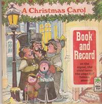 A Christmas Carol: Book and Record by  Charles (in effect) Dickens - First Edition - 1977 - from Shamrock Books and Biblio.com