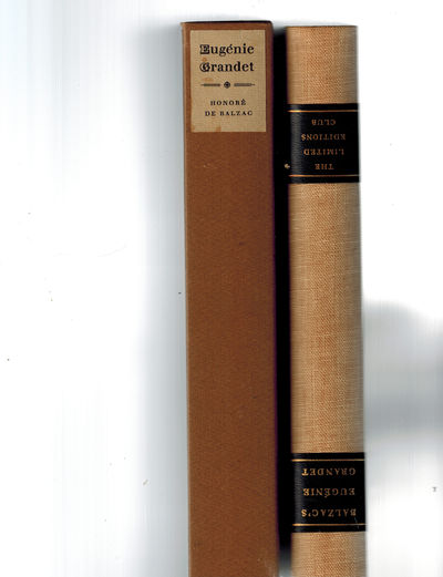 London: The Limited Edition Club, 1960. #322 of 1,500 copies printed at the Curwen Press, London, an...