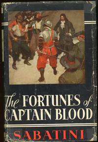 image of THE FORTUNES OF CAPTAIN BLOOD