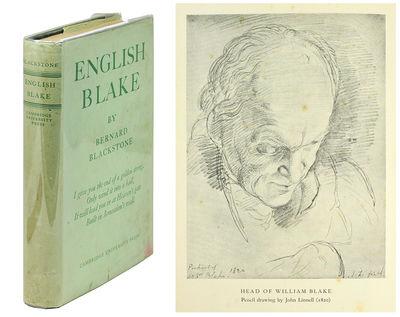 8vo. Cambridge: At the University Press, 1949. 8vo, xiii, 455 pp. Frontispiece portrait, 10 plates. ...