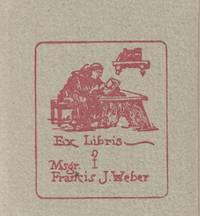 Bibliography of California's Miniature Mission Books