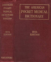 image of The American Medical Pocket Dictionary