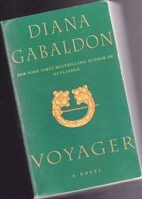 """Voyager  - book (3) three in the """"Outlander"""" series"""