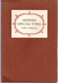 Modern Special Types
