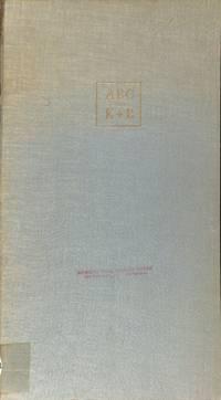 ABC von K+E.