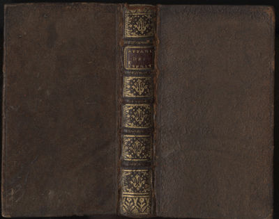 Paris: François Julliot, 1617. Early Edition. Hardcover (Full Leather). Very Good Condition. Contem...
