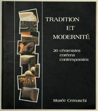 Tradition et modernité. 20 céramistes coréens contemporains. (catalogue de l'exposition du 2 juin au 8 août 1992 au musée Cernuschi)
