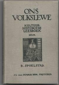 image of Ons Volkslewe: kultuur-historiese leesboek; met 'n voorwoord deur G. S. Preller