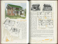 """Aladdin Homes """"Built in a Day"""".  Catalog No. 32.  Cover title: Aladdin Readi-Cut Houses. Sold by the Golden Rule."""