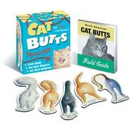 Cat Butts: For True Cat Lovers! (Running Press Miniature Editions)