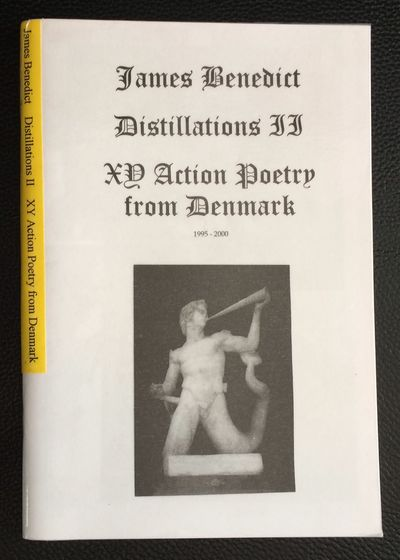n.p.: Icon Press, 2001. 138p., 5.5x8.5 inches, staplebound chapbook; amateur lamination of the cover...