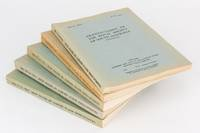 The complete set of the published Scientific Reports of the 1939 Simpson Desert Expedition is offered as one lot