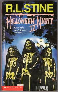 image of Halloween Night II (Point Horror Series)