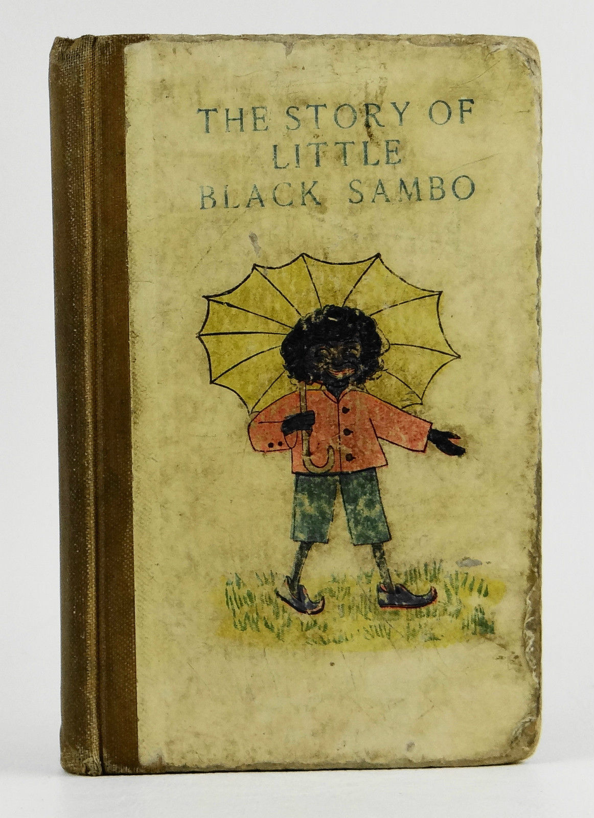 The Story of Little Black Sambo by Bannerman, Helen - 1900