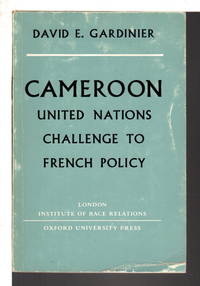 image of CAMEROON: United Nations Challenge to French Policy.
