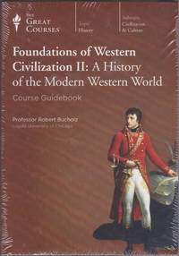 image of Foundations of Western Civilization II: A History of the Modern Western World (The Great Courses, 8700, DVD)
