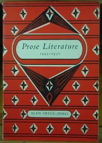 Prose Literature 1945-1950