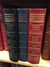 THE YEARS OF LYNDON JOHNSON [THREE VOLUMES]