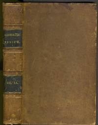 The United States Magazine and Democratic Review.  Vol XXI, July to December 1847, New Series