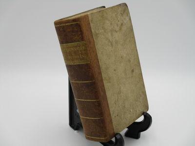 Paris.: Le Normant. , 1813. 8th edition. . Contemporary half calf over plain boards, leather spine l...