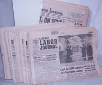 image of East Bay Labor Journal 1954-1972 (fragmentary run)