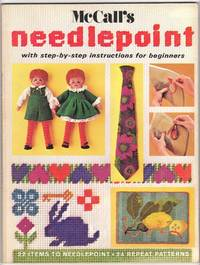 image of McCall's Needlepoint for Beginners Book 2