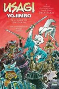 image of Usagi Yojimbo Volume 26: Traitors of the Earth