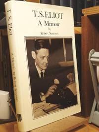 image of T.S.Eliot: A Memoir