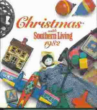 Christmas With Southern Living Cookbook 1982