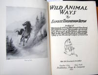 Wild Animal Ways / by Ernest Thompson Seton ... ; with 200 drawings by the author