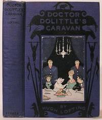 Doctor Dolittle's Caravan by  Hugh Lofting - First Edition - 1926 - from SmarterRat Books (SKU: 12787)