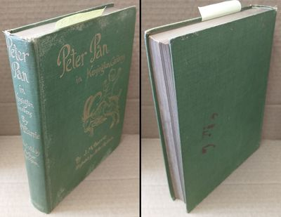 New York: Charles Scribner's Sons, 1907. Early Reprint. Hardcover. Quarto, 126 pages; G+; bound in p...
