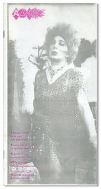 Azar: Revista de Literatura. No. 14, Agosto, 1993