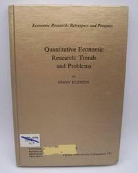 Quantitative Economic Research, Trends and Problems: Fiftieth Anniversary Colloquium VII...