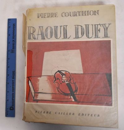 Geneva: P. Cailler, 1951. Hardcover. Good- (binding is damaged, front cover is loose, corners scuffe...