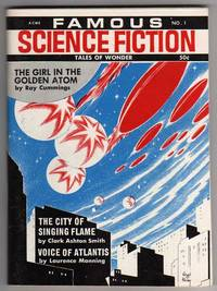 image of Famous Science Fiction Tales of Wonder - Volume 1 No. 1 - Winter 1966/67
