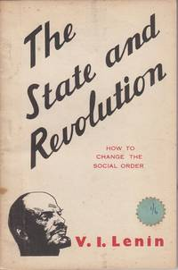 image of The State and Revolution: How to Change the Social Order