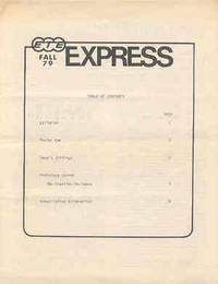 ETE (European Train Enthusiasts) Express Fall 1979