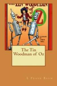 image of The Tin Woodman of Oz