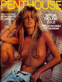 """""""DANCERS IN THE SCALP HOUSE."""" In Penthouse magazine, December 1973"""