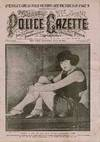THE NATIONAL POLICE GAZETTE. THE LEADING ILLUSTRATED SPORTING JOURNAL IN  THE WORLD. (1 ISSUE)