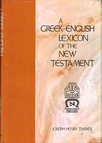 image of A Greek-English Lexicon of the New Testament