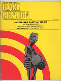 Black Creation : A Quarterly Review of Black Arts and Letters, Volume 3, Number 3 (Spring 1972)