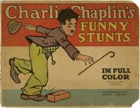 image of Five children's books featuring Charlie Chaplin