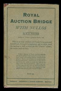 image of ROYAL AUCTION BRIDGE WITH NULLOS.
