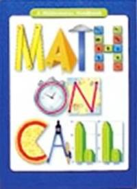 Math on Call Parent Guide: Helping Your Child Succeed in Math